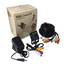 Wired CCD Bird Box Camera Kit 20m - SONY EFFIO