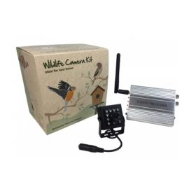 Wireless CCD Bird Box Camera Kit - Sony Effio Sensor