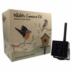 WiFi Bird Box Camera with HD and 1080p