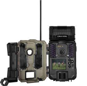 SpyPoint Link S Dark Solar Cellular 4G Trail Camera