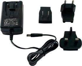 12V 1A International Power Plug PSU 2.1 x 5.5mm