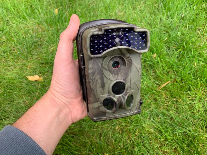 Choosing Ltl Acorn Trail Cameras
