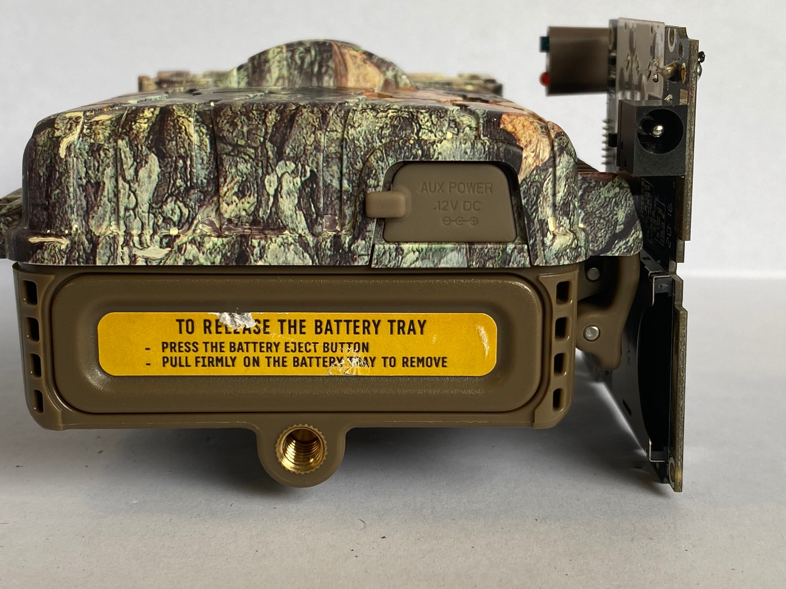 Browning Trail Camera connections